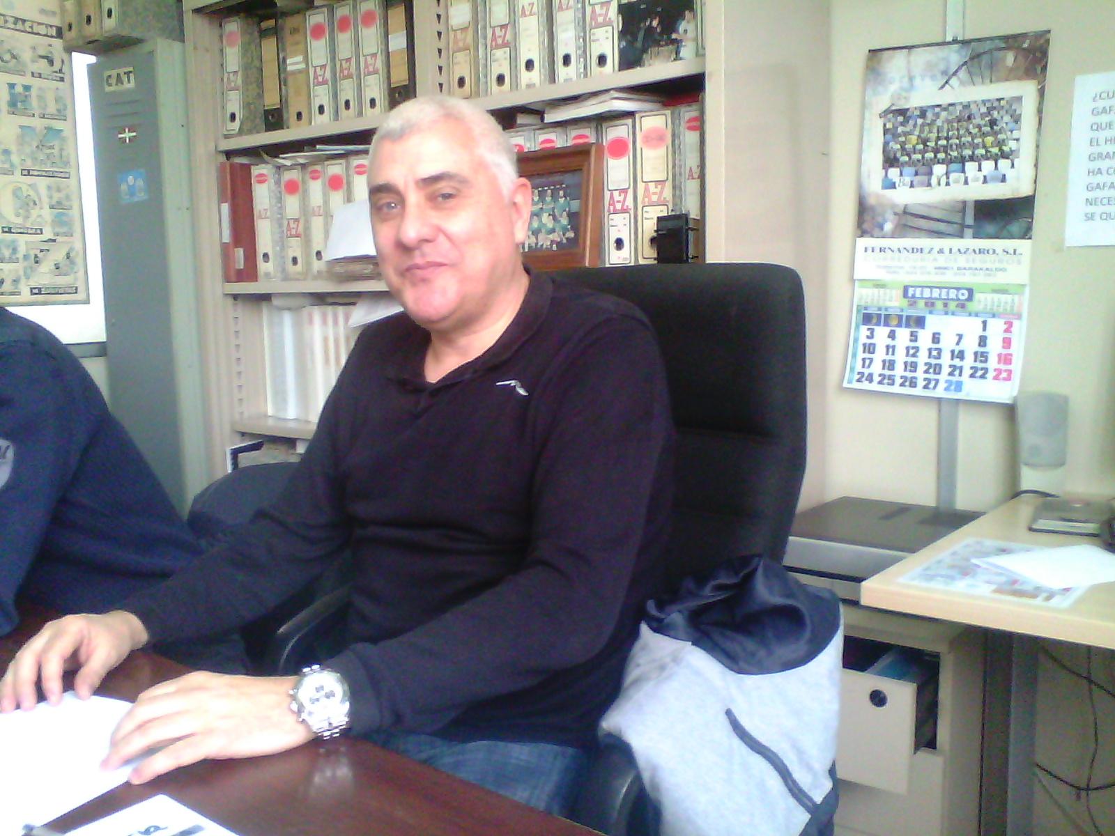 [EK-PCPE y GKK-CJC] Entrevista a un trabajador de la Naval en Euskal Herría IMG_20140218_150020